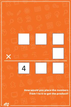 Click on the pin for finding the solution and discovering more fun and challenging math riddles & games!🥳 Math Riddles With Answers, Riddles To Solve, Brain Training Games, Brain Games, Mental Development, Child Development, Learning Ability, Halloween Math, Math Questions