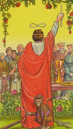 The Magician / Tarot of the New Vision