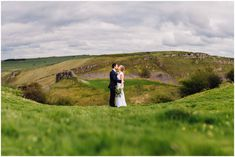 Stunning Views For This Peak District Wedding At Cressbrook Hall Venue
