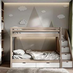 "Awesome ""modern bunk beds for boys room"" detail is readily available on our . - Awesome ""modern bunk beds for boys room"" detail is readily available on our website. Check it o - Bunk Bed Rooms, Bunk Beds With Stairs, Cool Bunk Beds, Kids Bunk Beds, Ikea Bunk Bed, Twin Bunk Beds, Best Bunk Beds, Boys Bunk Bed Room Ideas, Bunk Bed Ideas For Small Rooms"