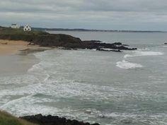du côté de Moëlan, Finistère, Bretagne