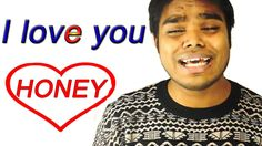 I love you Honey Most in the World - Learn Hindi Vocabulary Online I Love You Honey, Learn Hindi, Hindu Culture, Hindi Words, Vocabulary, Learning, Languages, Youtube, Idioms