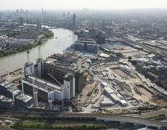 Battersea Power Station, London 2013-ongoing | © Foster + Partners