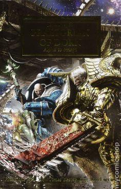 Warhammer 40K Praetorian of Dorn SC (2017 A Horus Heresy Novel) Alpha to Omega 1-1ST