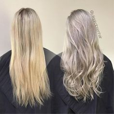 Love this one! 30 g and a pinch of Brown Hair Shades, Blonde Hair Shades, Long Hair Cuts, Long Hair Styles, Hair Color 2017, Hair Academy, Hair Color Formulas, Hair Toner, Lazy Hairstyles