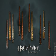 The wands