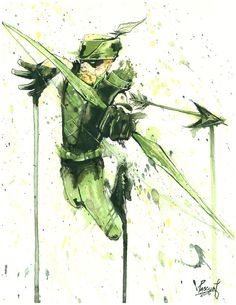 Hey, I found this really awesome Etsy listing at https://www.etsy.com/listing/221690441/green-arrow-superhero-dc-comic