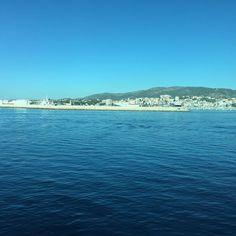Buenos Dias desde el Palma de Mallorca! #carnivalfamilies #carnivalvista #foodieseekerfamily