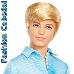 Fashion Cabedal: Boneco Ken Fashion