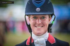Nicola Wilson having won at Bramham International Horse Trials  See more at @caughtlight