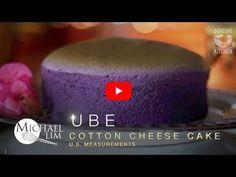 ube cheesecake recipe cheese cakes \ ube cheesecake & ube cheesecake recipe & ube cheesecake mini & ube cheesecake recipe filipino desserts & ube cheesecake no bake & ube cheesecake instant pot & ube cheesecake recipe cheese cakes Ube Chiffon Cake Recipe, Ube Roll Cake Recipe, Ube Cheesecake Recipe, Ube Cupcake Recipe, Japanese Cheesecake Recipes, Cotton Cheesecake, Cupcake Recipes, Ricotta Cheesecake, Cheesecake Tarts