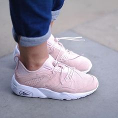 Sneakers femme - Puma Blaze Of Glory Soft Pack (©pampamlondon)