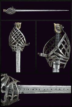 Schiavona Sword.      Dated: circa 1700.     Culture: Venetian, Italy. Copyright 2013 © Czerny's International Auction House S.R.L.