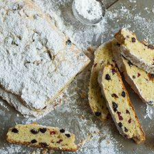 Our Easiest Stollen: King Arthur Flour - click on recipe blog link for recipe with pics