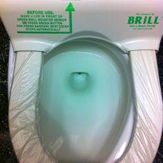 16 inch toilet seat. Cool Toilet Seat  Excellante Half Fold Toilet Seat Cover Dispenser White Plastic 16