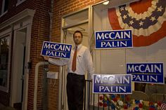 We tried... McCain and Palin.