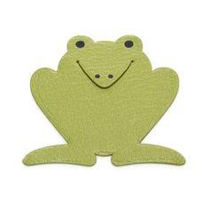 Hermes PIKABOOK Vert Anis Chevre Leather Frog Bookmark - $149.99 Leather Bookmarks, Book Marks, Leather Projects, Bookbinding, Frogs, Wedding Favors, Hermes, Dinosaur Stuffed Animal, Easy
