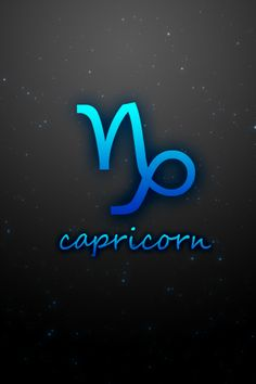 Capricorn - This looks like an N.  That works for me!