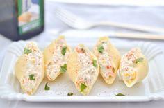 Jumbo pasta shell salad