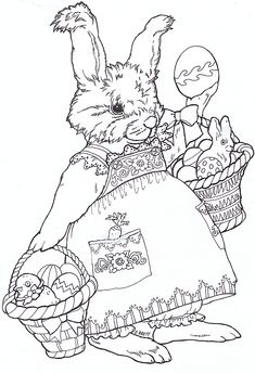 free printable coloring image Juney Bunny Make your world more colorful with free printable coloring pages from italks. Our free coloring pages for adults and kids. Colouring Sheets For Adults, Easter Coloring Sheets, Spring Coloring Pages, Easter Colouring, Cute Coloring Pages, Printable Coloring Pages, Adult Coloring Pages, Coloring Pages For Kids, Coloring Books