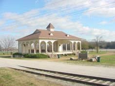 The Jaycee Stage in Frontier Park in St Charles MO is used for special events and for wedding ceremonies.