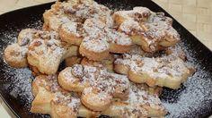 Diós linzer - a nagyi titkos receptje - Blikk Rúzs Poppy Cake, Xmas Dinner, Cake Recipes, French Toast, Food And Drink, Sweets, Baking, Breakfast, Minden