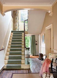 Una casa de campo llena de color /A colorful country house | Decorar tu casa es facilisimo.com