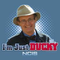 #ncis #popfunk #ducky  http://www.popfunk.com/mens-tees/cbs-primetime/ncis/ncis-just-ducky.html