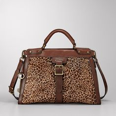 Fossil Vintage Revival Satchel  Somebody buy this for my b-day..