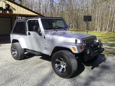 I Bought This 2006 Jeep Wrangler Unlimited New In It Has 40L Engine
