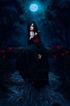 Loves Me Not by Enamorte http://enamorte.deviantart.com/art/Loves-Me-Not-498634147