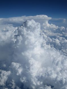 Cumulus mediocris, Cumulus congestus, Cumulonimbus incus - Clouds Online
