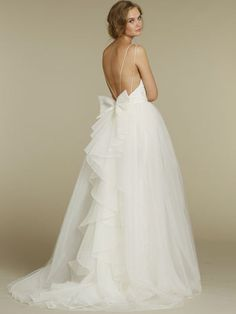 Lace Sweetheart Wedding Dress with Spaghetti Straps and Illusion Overskirt