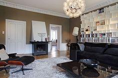 Stockholm apartment #nordic #interior