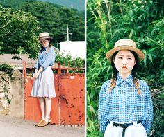 My blue. (by Minji Kim)