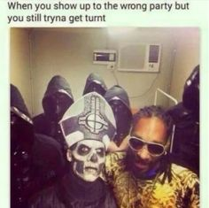 Ghost and Snoop