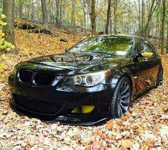 BMW E60 M5 black fall Bmw M5 E60, Weird Cars, Crazy Cars, Bmw Wallpapers, Bmw I, Bmw Love, Alfa Romeo Cars, Bmw 5 Series, Bmw Motorcycles