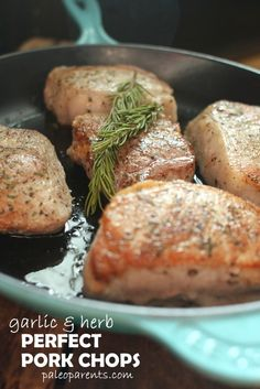 Ditch the pepper and this is a GREAT AIP meal that is quick and easy to make. Plus, it can be one pot/pan, which is even better