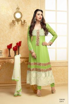 Image from http://assets0.mirraw.com/images/452480/22013-Karishma-Kapoor-ParrotGreen-Long-Anarkali-Suit_zoom.jpg?1409305617.
