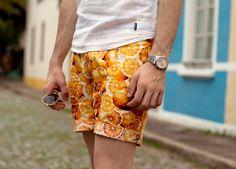#summer #cool #short # fashion #beach #orange #street #men Sunset, Orange, Shorts, Cool Stuff, Beach, Clothing, Men, Fashion, Cool Things