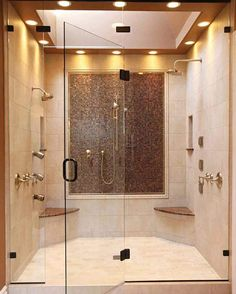What a #spectacular #shower! How would you rate this #space?  #ubaldodiaz #teamdiaz #home #luxuryshower