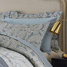 Catherine Lansfield Opulent Jacquard Pair of Pillowshams #kaleidoscope