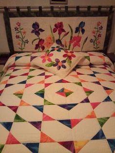 Blog sobre patchwork, tienda  taller de telas, lanas, librería especializada.