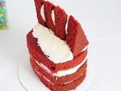 How to Make a Shark Cake : Food Network Beach Theme Desserts, Beach Dessert, Sweet Desserts, Sweet Recipes, Cake Recipes, Shark Snacks, Vegas Cake, Shark Birthday Cakes, Shark Cookies