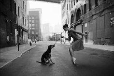 Danseuses urbaines et Photographie