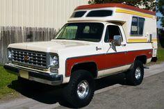 79-77 Chevy Blazer Chalet