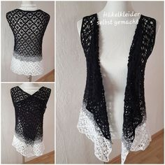 free instructions suitable for beginners. Crochet summer vest free instructions suitable for beginners. Crochet summer vest History of Knitting String spinning, weaving and sewing jo. Baby Knitting Patterns, Baby Dress Patterns, Coat Patterns, Clothing Patterns, Crochet Patterns, Crochet Pullover Pattern, Vest Pattern, Black Crochet Dress, Knit Dress