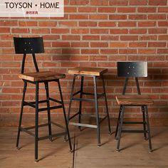 Alibaba グループ | AliExpress.comの バー の椅子 からの &ホイールnp;&ホイールnp;[名前]:唐xin家具アメリカンカントリースタイルパブ業界ダイナーシート[コーディング]: Toy88-310[重量]:約10以上のパッケージ化された[ボリューム]:ボリュームの約0.1 m3 中の アメリカ村工業レトロバースツール椅子椅子カフェテーブルと高スペシャル