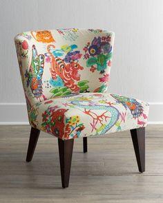 Chinoiserie Chic: A New Favorite Chinoiserie Fabric - Mandarin Dragons