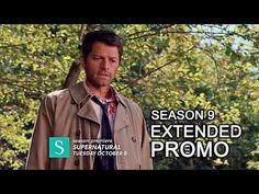 [VIDEO] NEW Supernatural Season 9 - Extended Promo #SPNS9